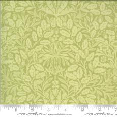 Moda Dover Acorn Damask Sprig- 18701 20 Light Green