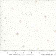 Moda Dover Little Floral Linen White- 18702 11 Natural