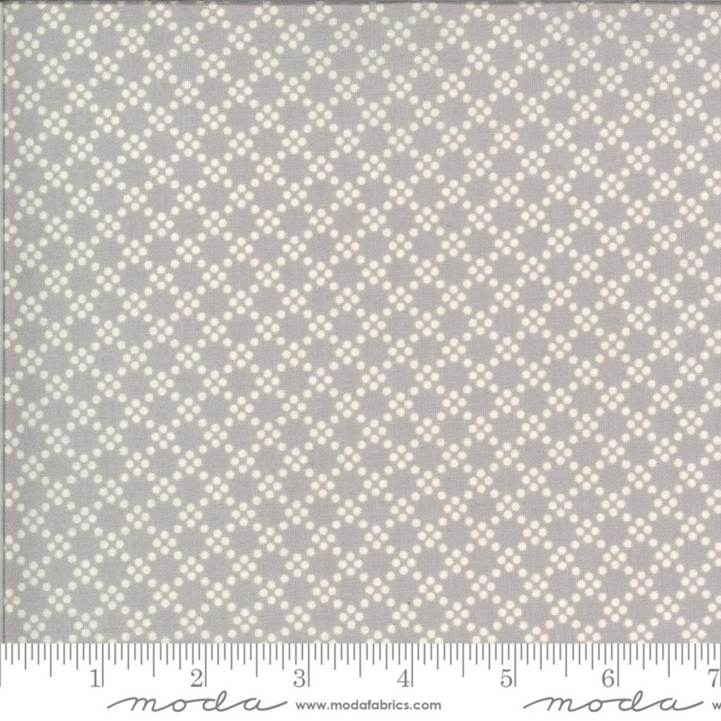 Moda Dover Tonal Dot- 18704 13 Grey
