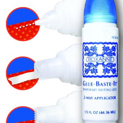 Roxanne Glue Baste-It 2 Way Applicator