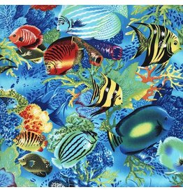 Tropical Fish CX1418-Brit-D