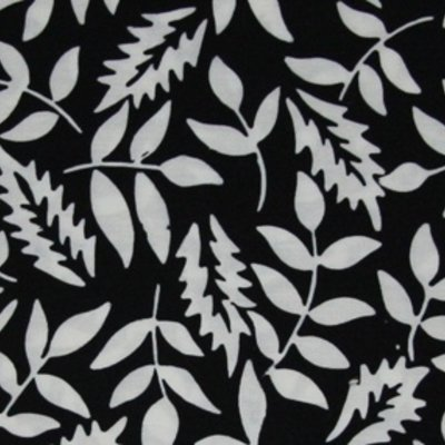Batik Black and Whites SBW-036