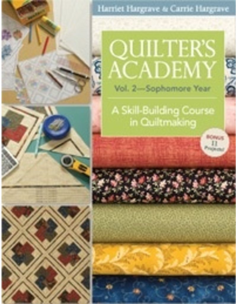 Quilter's Academy Vol. 2-Sophomore Year
