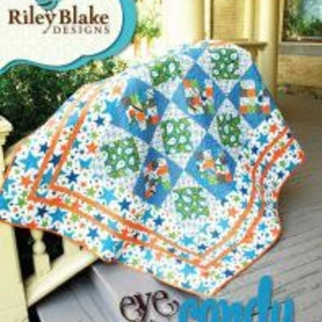 Eye Candy Pattern Book