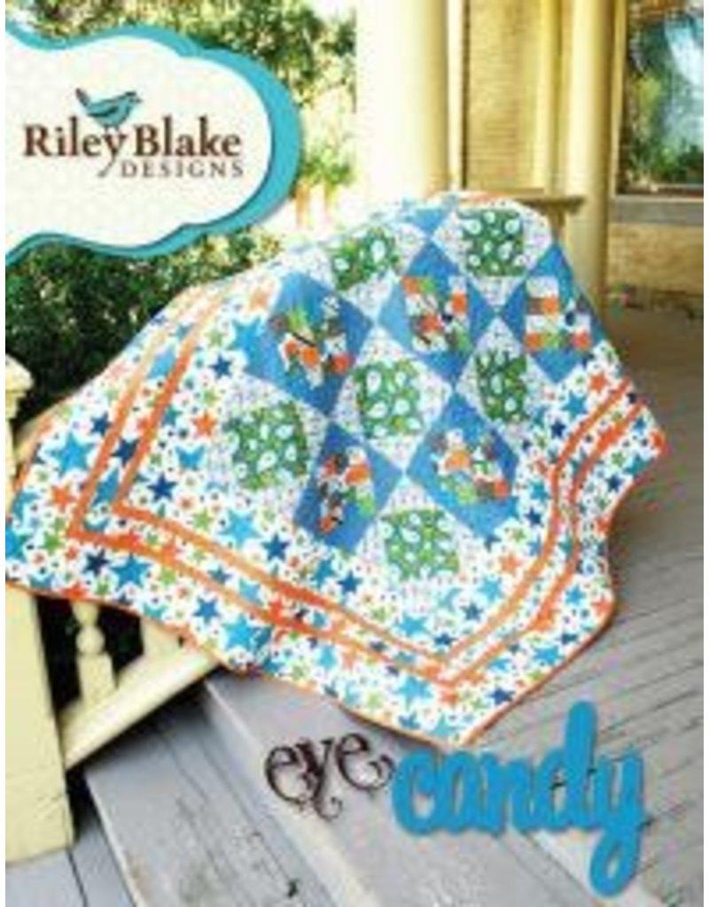 Eye Candy Pattern Book