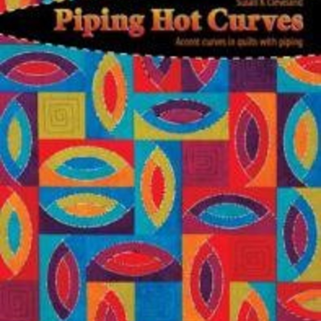 Piping Hot Curves Book