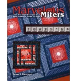 Marvelous Miters Book