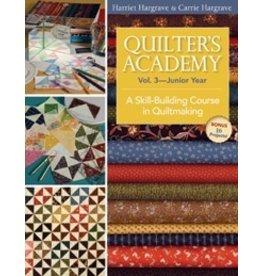 Quilter's Academy Vol. 3 Junior Year