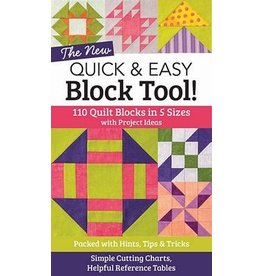 The New Quick & Easy Block Tool