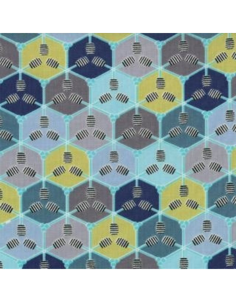 Bee My Honey-11625-22 Multi Grey