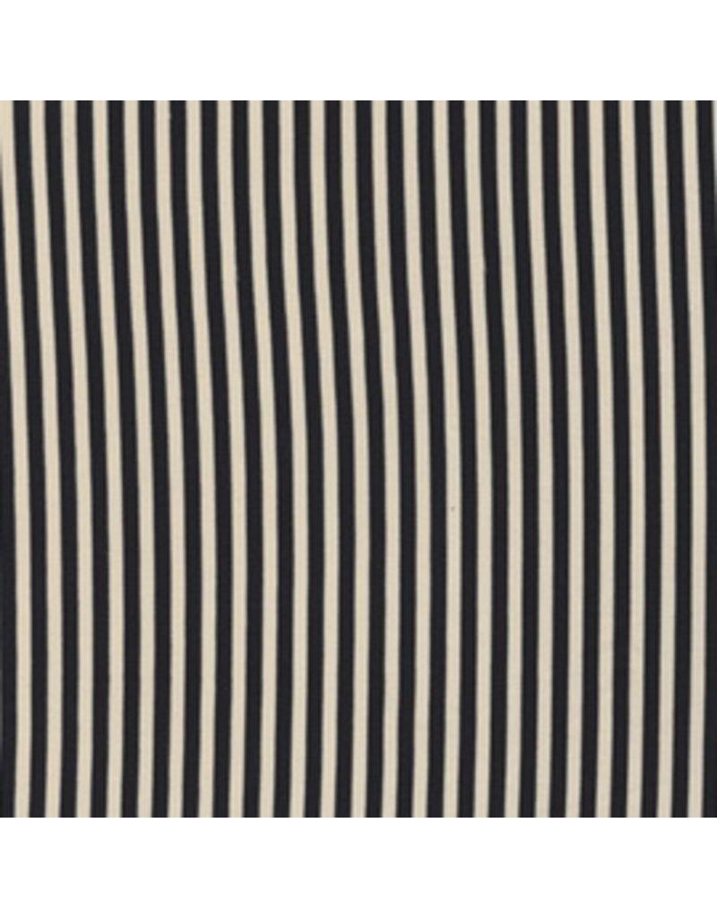 Grey & Cream Stripe KNIT2-10-017