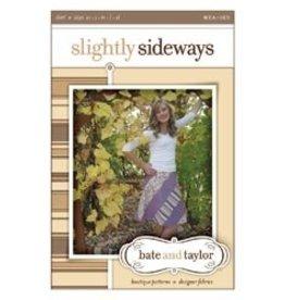 Slightly Sideways