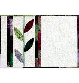 Fallen Leaf Pattern-Table runner and place mats