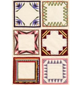 Paper Pieced Quilt Labels #9