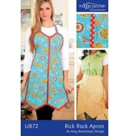 Rick Rack Apron
