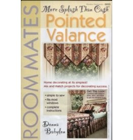 Pointed Valance