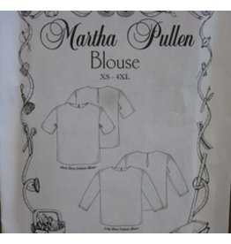 Martha Pullen Blouse Pattern