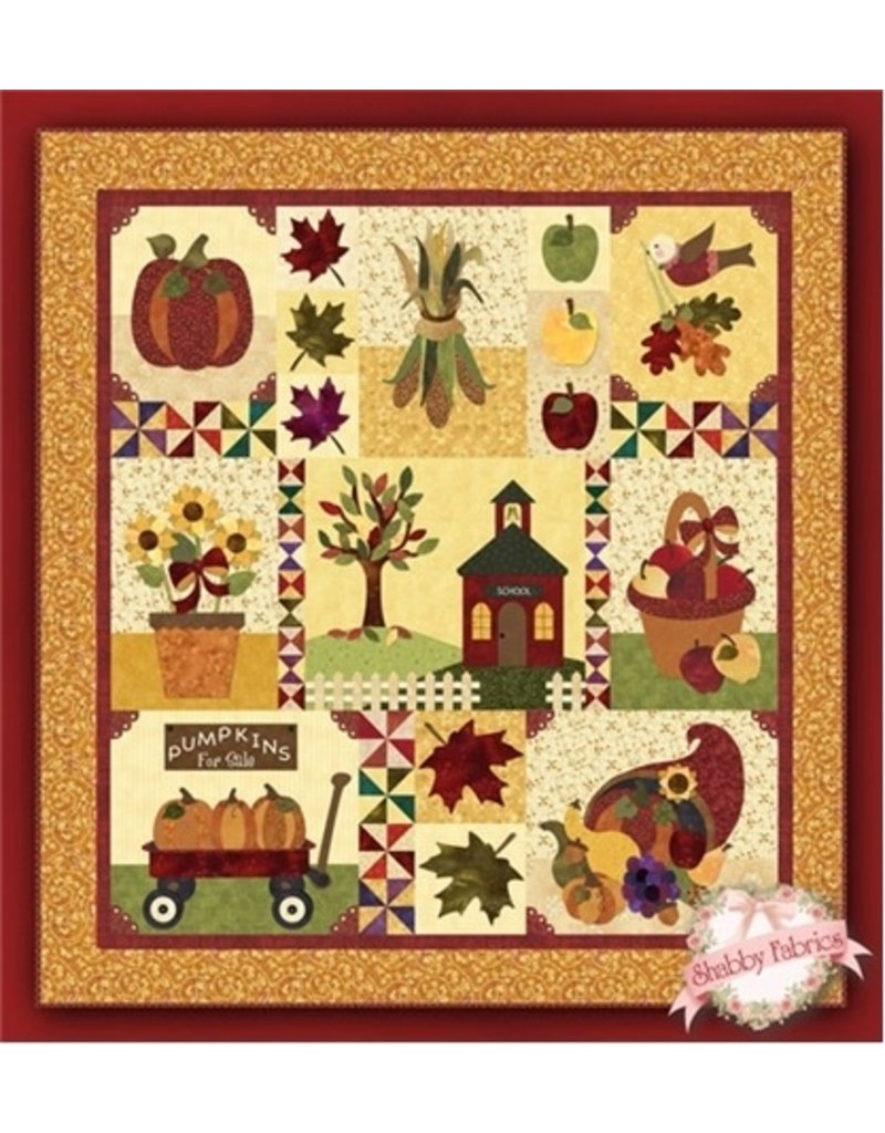 Blessings Of Autumn Pattern Set