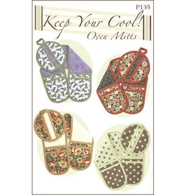 Keep Your Cool Oven Mitts