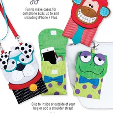 Fun Guys Cell Phone & Eyeglass Cases