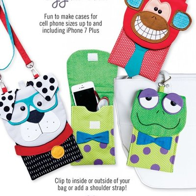 Fun Guys Cell Phone & Eyeglass Cases