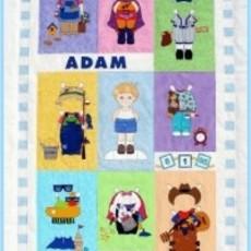 Paper Dolls-Little Boy-Snips & Snails
