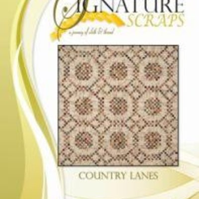 Signature Scraps- Country Lanes