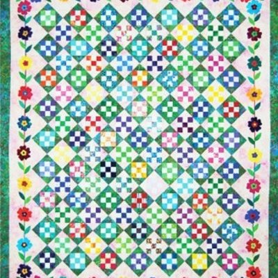 Taffy Blossoms Pattern