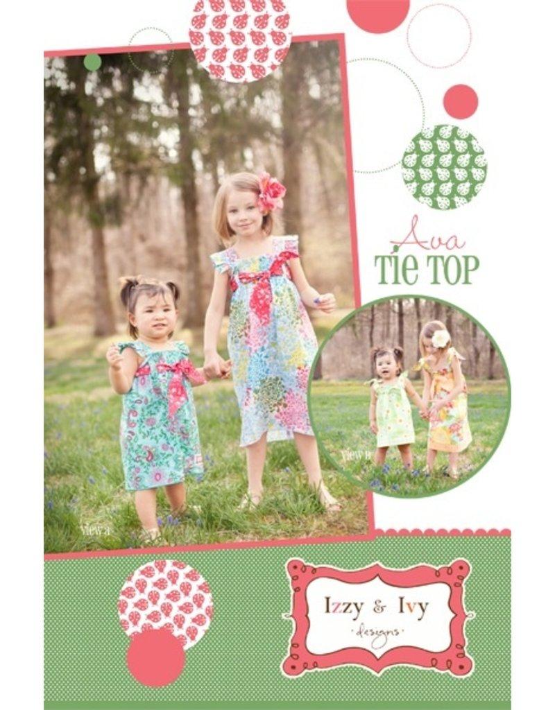 Ava Tie Top-Dress Pattern