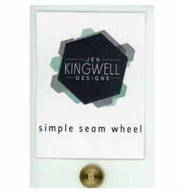 Simple Seam Wheel 1/4 inch