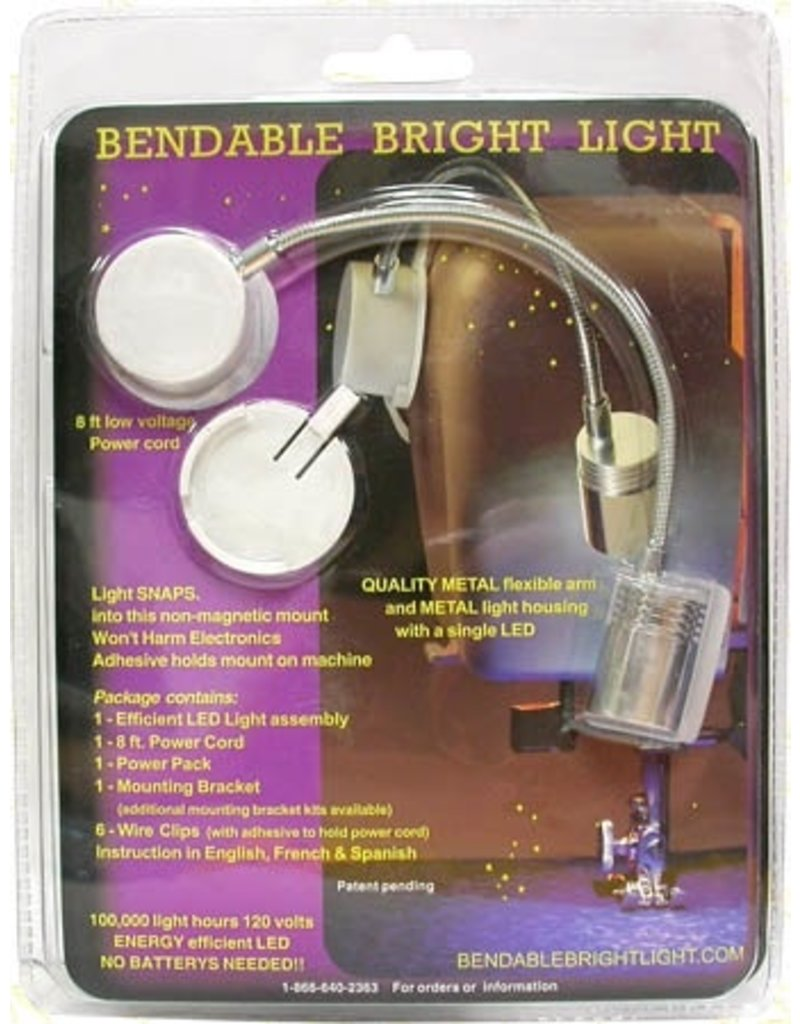 Bendable Bright Light