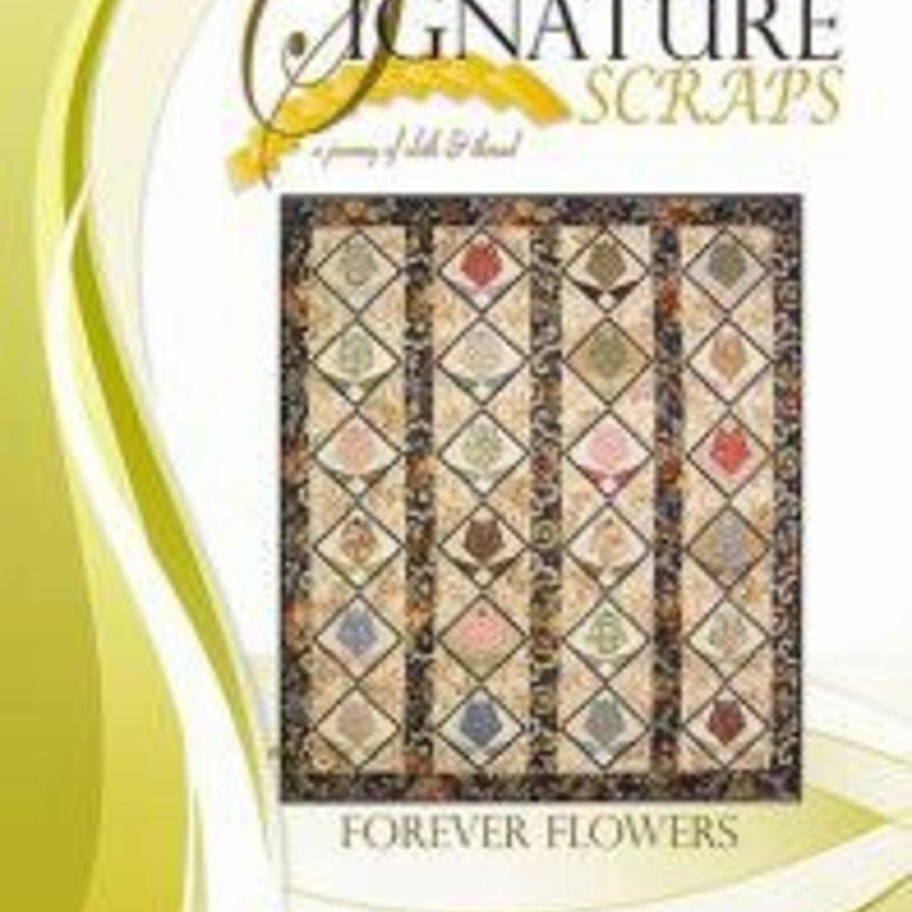 Signature Scraps Forever Flowers