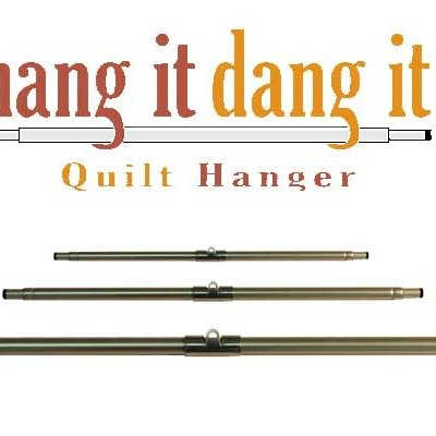 "Hang It Dang It 35""-63"" with ABS Clip"