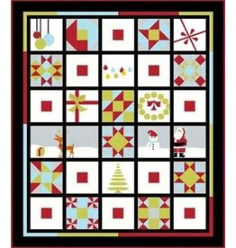 Merry Meets Modern Block of the Month