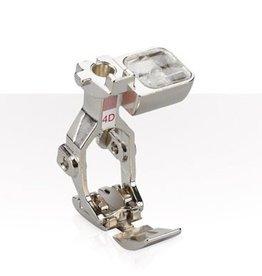 Foot #4D Zipper Dual Feed