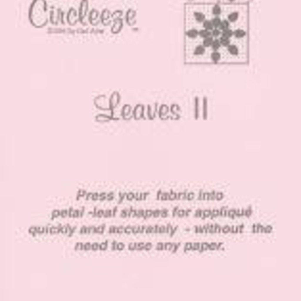 Circleeze, Leaves II Templates