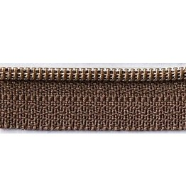 14 Inch Zipper - Coffee Bean
