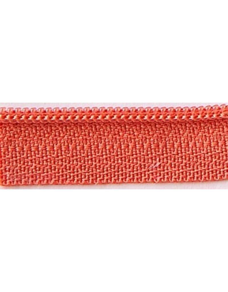 14 Inch Zipper - Pumpkin