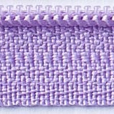 "14"" Zipper- Princess Purple"
