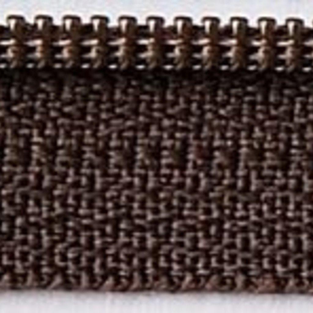 """14"""" Zipper- Black Walnut"""
