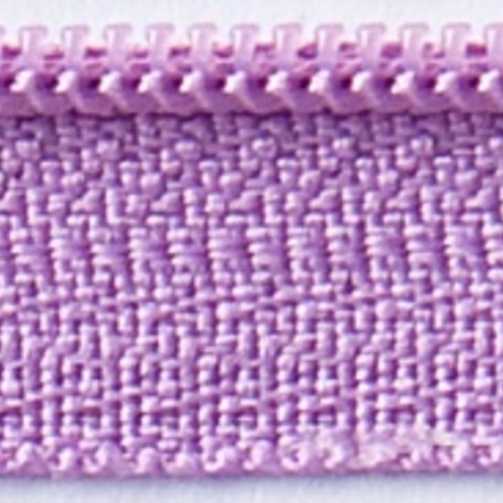 14'' Zipper- Lilac