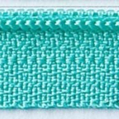 """14"""" Zipper- Tahiti Teal"""