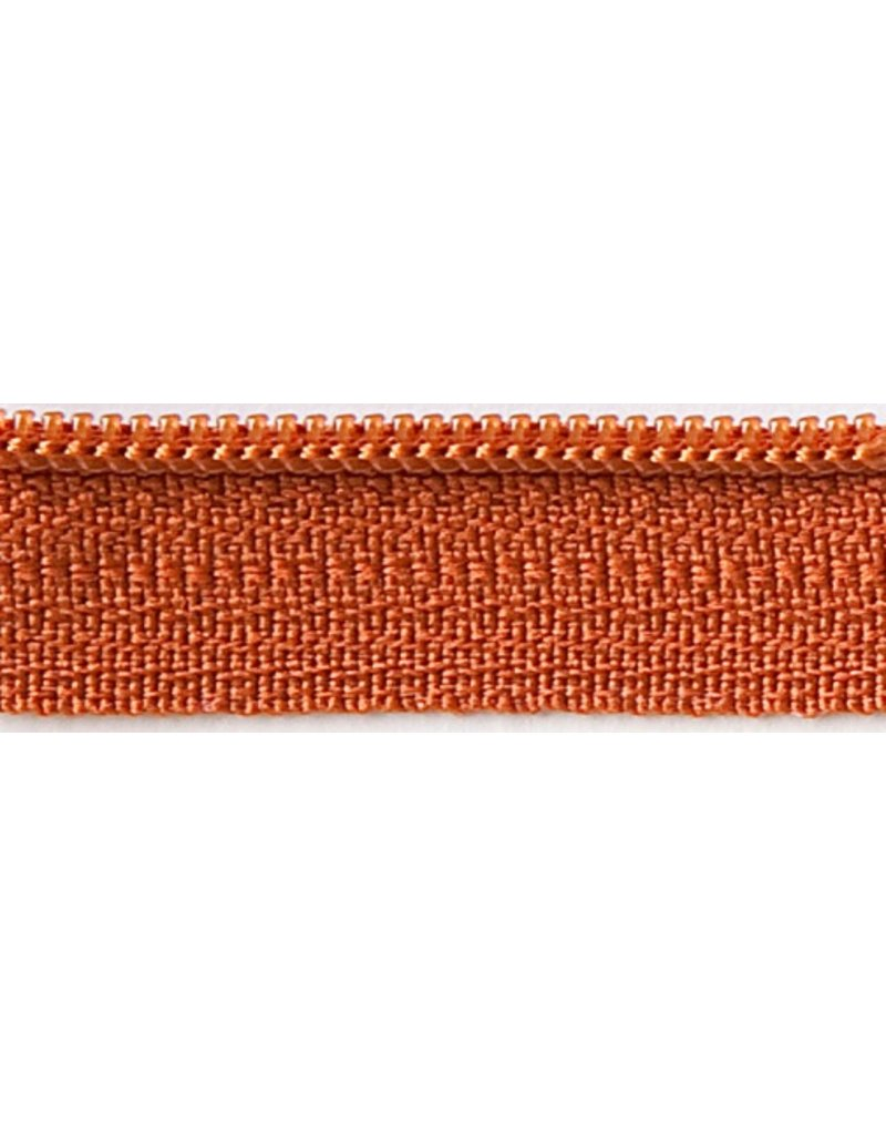 14'' Zipper- Rusty