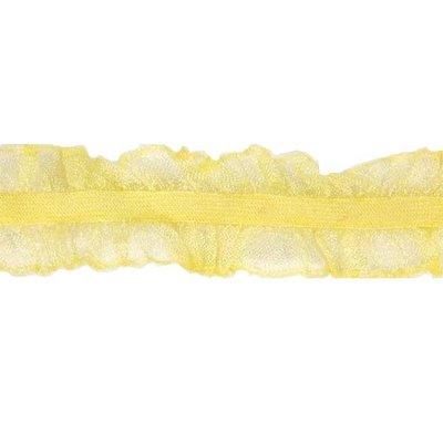 Elastic Ribbon-Yellow