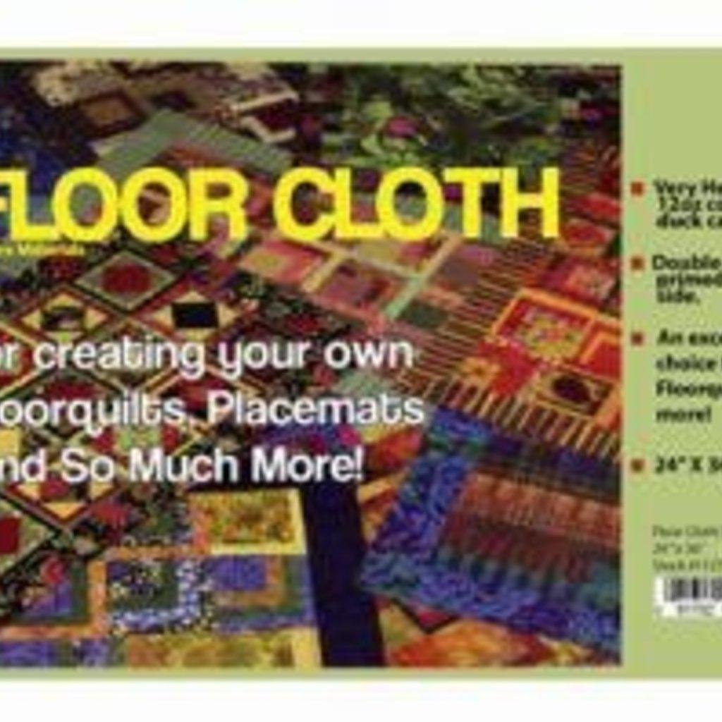 "Tara/Fredrix Floor Cloth Dixie 24"" x 36"""