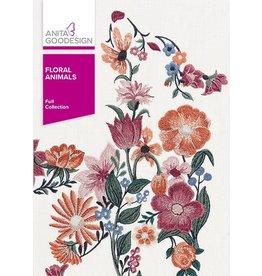 Floral Animals Design Pack