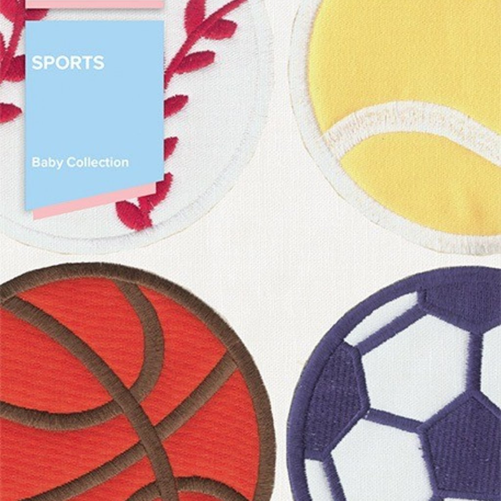 Baby Sports Design Pack