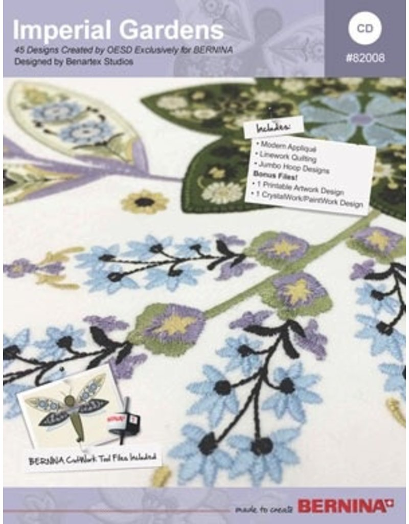Imperial Gardens CD