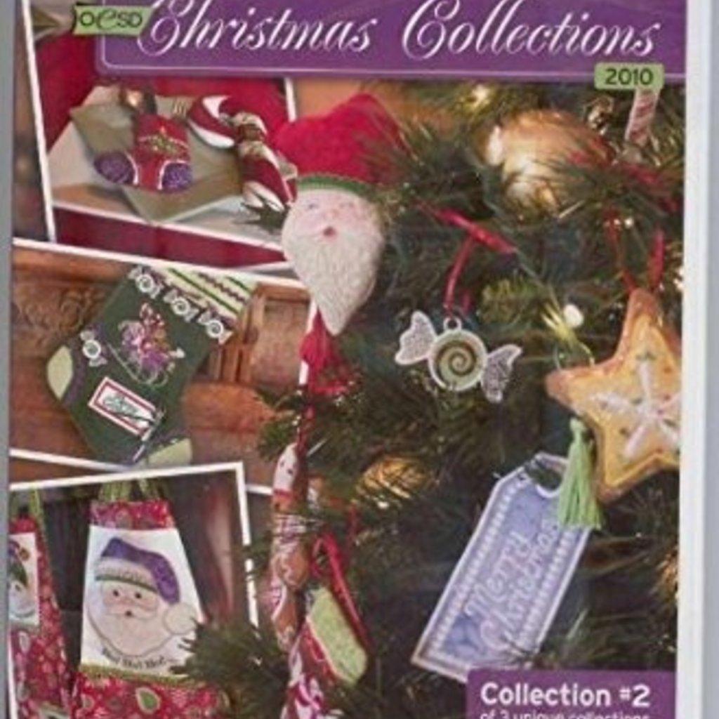 OESD Christmas Collection # 2 2010