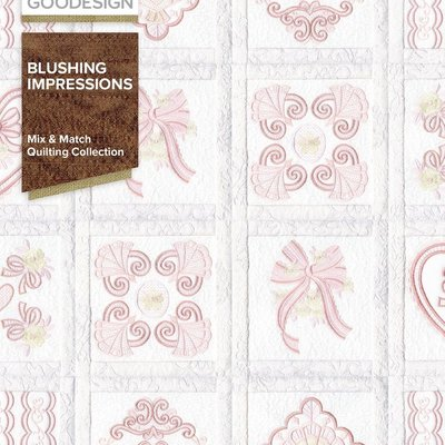 Blushing Impressions Design Pack